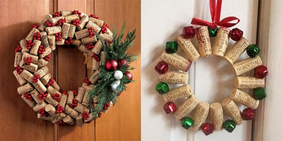 navidad-manualidades-tapones-corcho-corona2