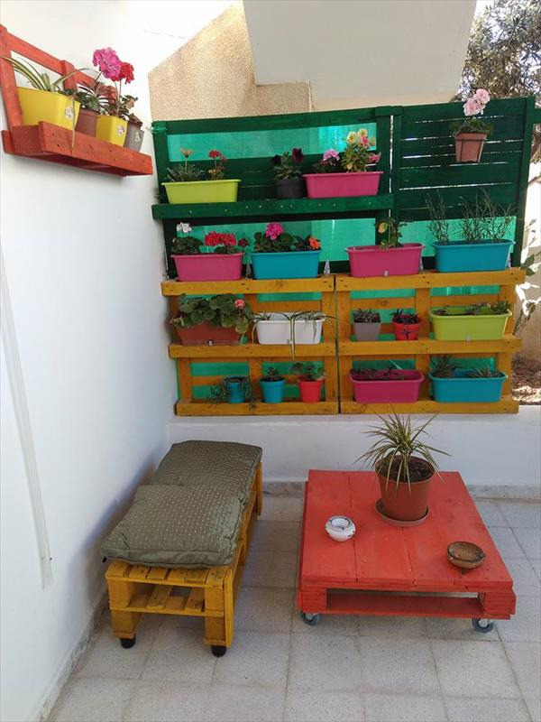 DIY Pallet Home Decoration Pallet Ideas - Ideas with Pallets on Pallets Design Ideas  id=16166