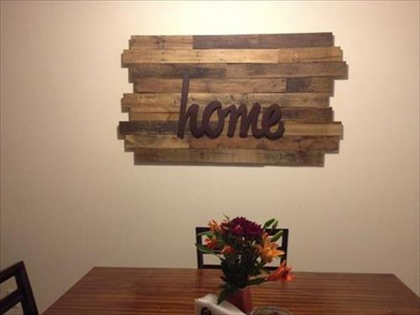 DIY Pallet Decorating Ideas You Can Do - Ideas with Pallets on Pallets Design Ideas  id=92916