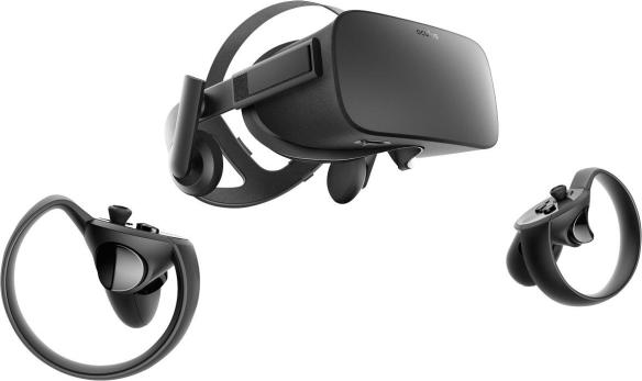 Oculus Rift più oculus touch