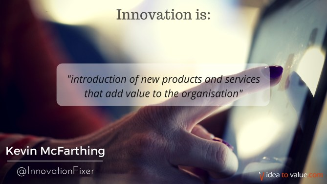What is innovation? 15 experts share their innovation