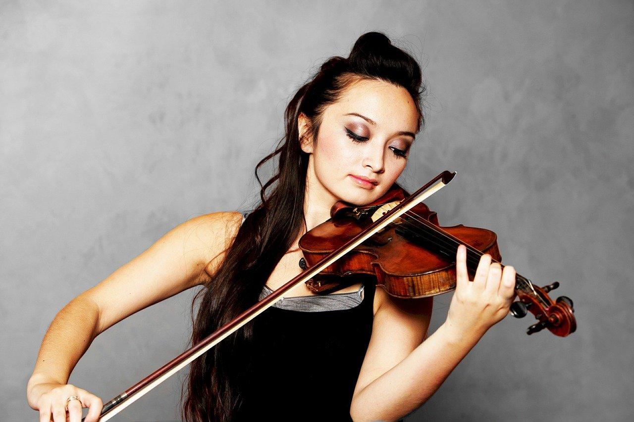 violins never solves anything