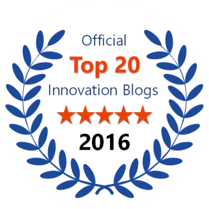 official top 20 innovation blogs 2016 circle