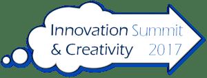 Innovation and creativity summit logo small