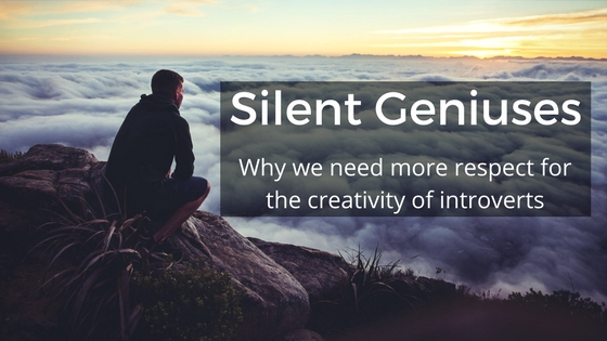 Silent Geniuses Why we need more respect for the creativity of introverts