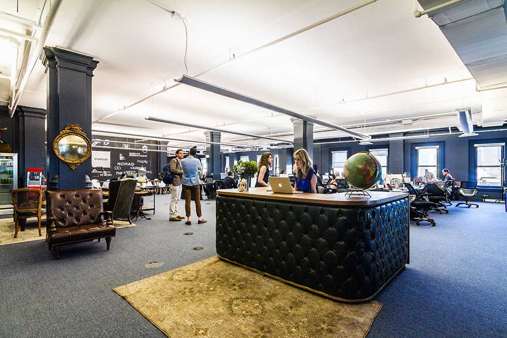 Open plan offices may seem cool, but they can hurt creativity