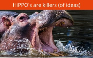 HiPPOs are killers of ideas