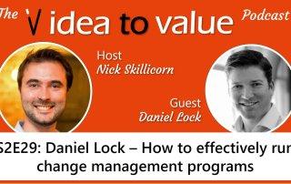 daniel lock change management