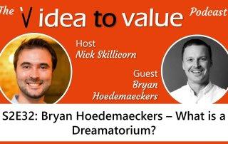 bryan hoedemaeckers dreamatorium