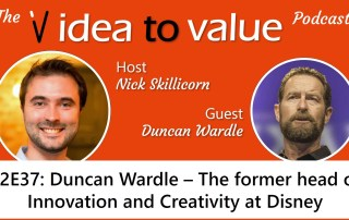 duncan wardle creativity innovation podcast