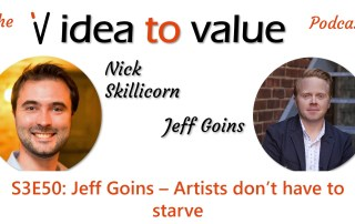 S3E50: Jeff Goins – Artists don't have to starve
