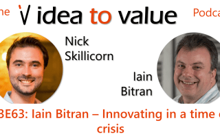 Podcast S3E63: Iain Bitran - Innovating in a time of crisis