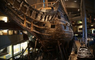 The Vasa: By JavierKohen - Own work, CC BY-SA 3.0, https://commons.wikimedia.org/w/index.php?curid=8037128
