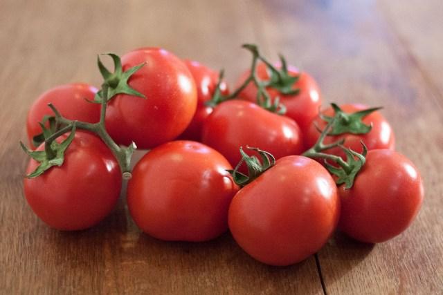 tomates mûres riches en umami