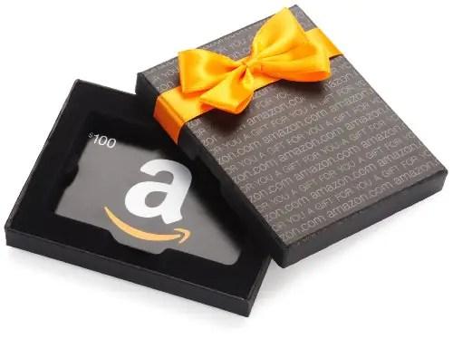 Carte Cadeau Amazon Bote 50 500 Ide Cadeau Qubec
