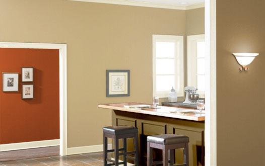 Un salotto arredato in modo corretto. Abbinamento Colori Pareti Gli Accostamenti Perfetti Nella Casa Moderna