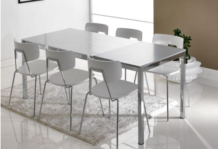Tante idee per la tua cucina, la zona giorno e la zona notte. Arredamento Moderno Sedie E Tavoli Dallo Stile Contemporaneo