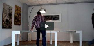 Tavolo Consolle Allungabile Ikea Archives Ideedicasait