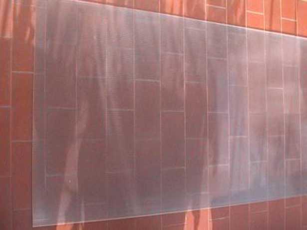 Materiali Isolanti Trasparenti E Sottovuoto Per Facciate Idee Green