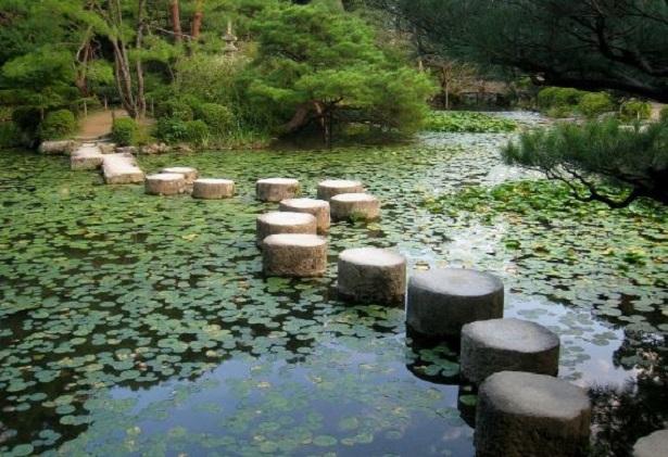 Artificial Koi Pond Plants