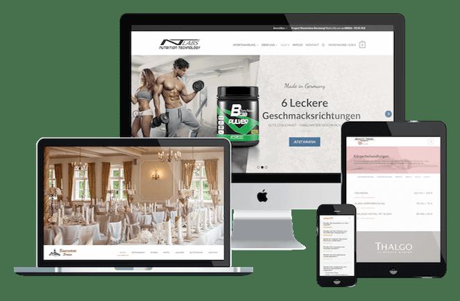 Corporate Webdesign für München