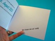 ideenkind | Hochzeitseinladung