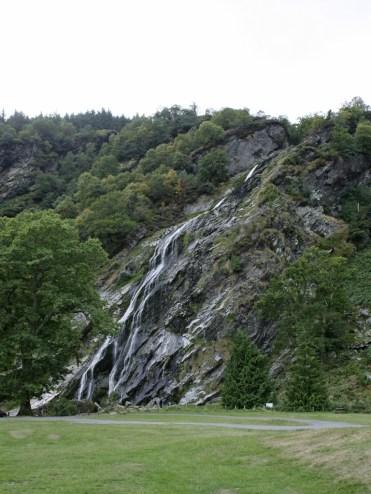 ideenkind   Powerscourt Waterfall