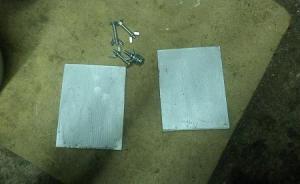Materiali utilizzati per costruire una pressa fai da te per fiori secchi