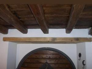 fare una copertura in legno sopra la porta
