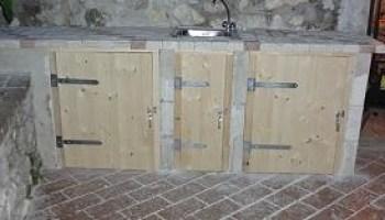 Come fare una cassetta di legno fai da te porta prosciutto - www ...