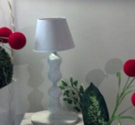 lampada fai da te riciclo bottiglie plastica