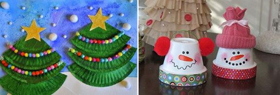 Lavoretti Di Natale Per Bambini Con Tutorial