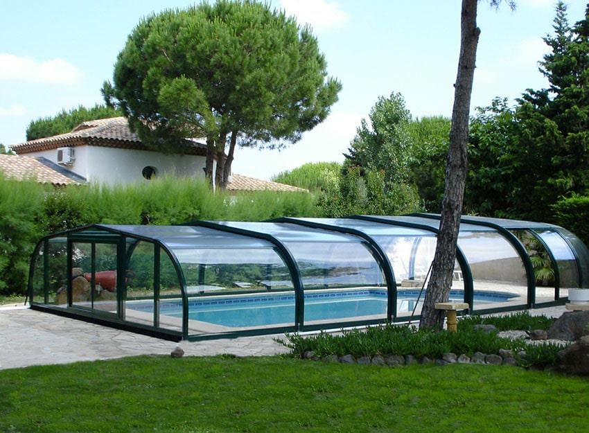 quelle forme d abri de piscine choisir