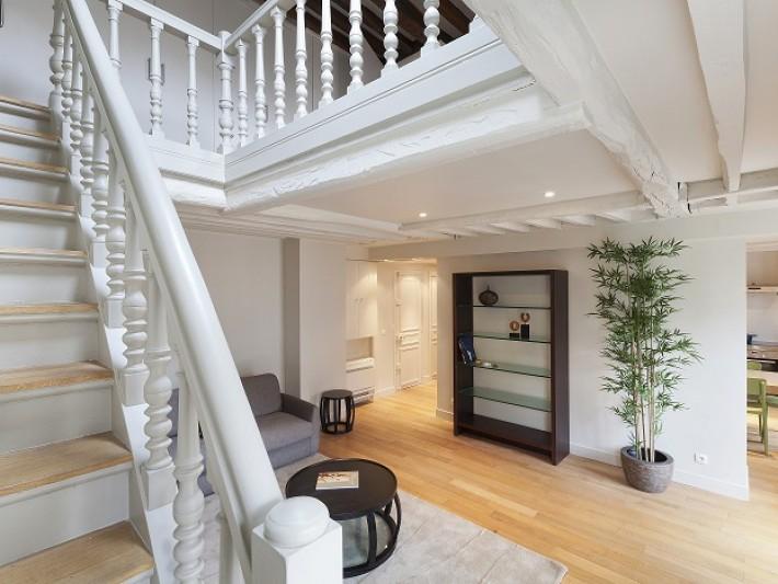 Amnagement Appartement Duplex Except Design Escalier