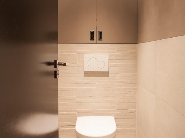 Appartement Sur Mesure Rnovation Parisienne Toilette