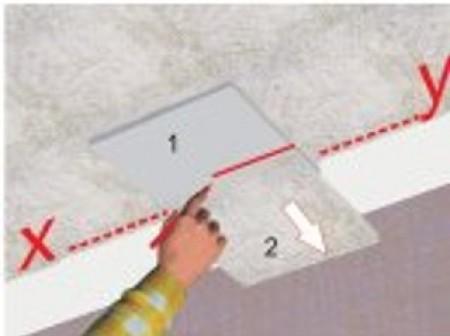 Poser Des Dalles Au Plafond Reparer Et Renover Ideesmaison Com