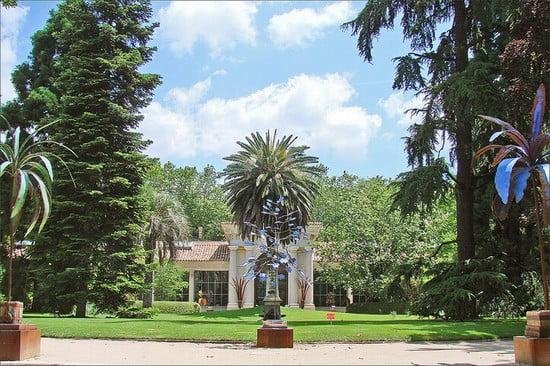 Giardino botanico di Madrid