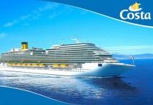 Le nuove offerte e promozione 2017 di Costa Crociere