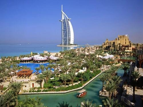 Il clima di Dubai: quando andare, temperature di aria e mare