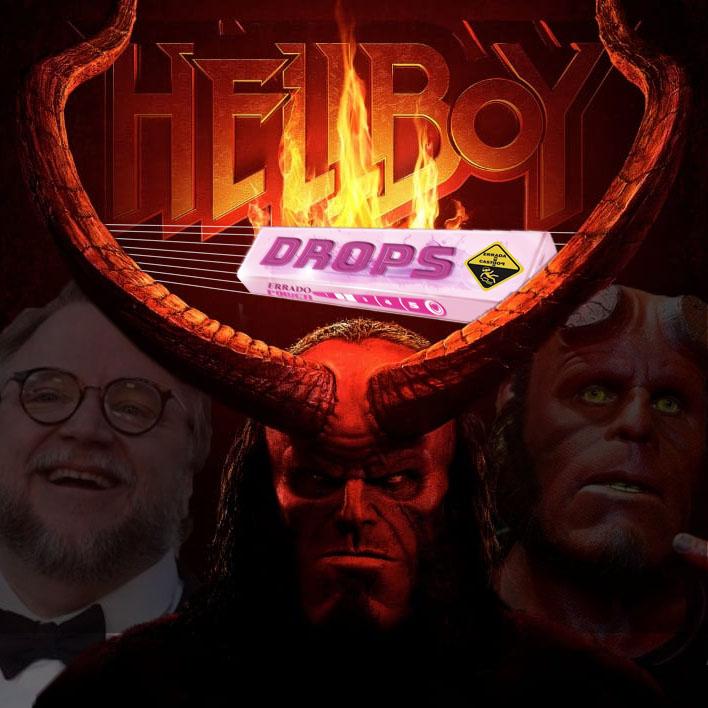 Drops Errado: Hellboy