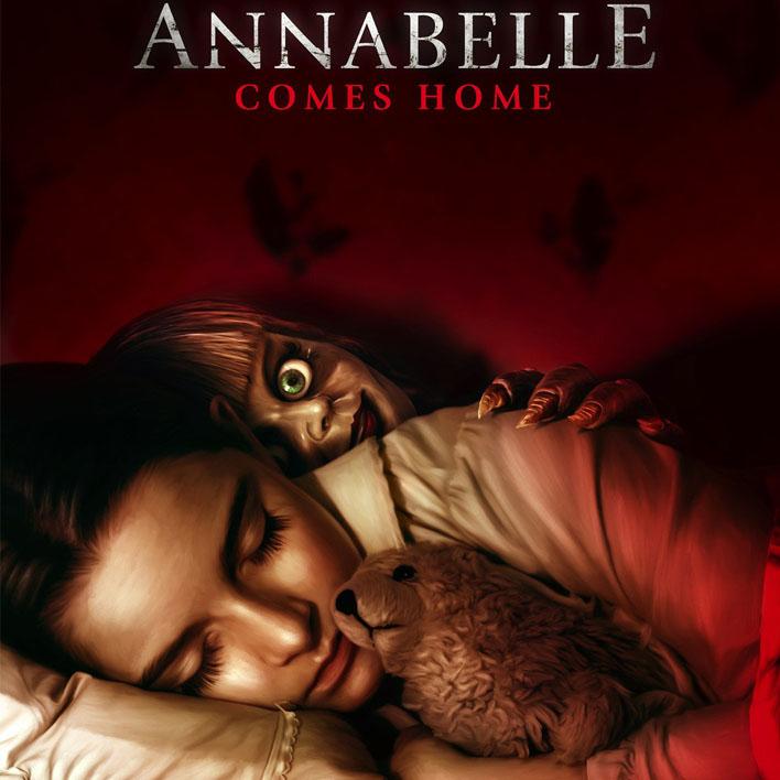 Annabelle Comes Home: Uma Continuação Digna