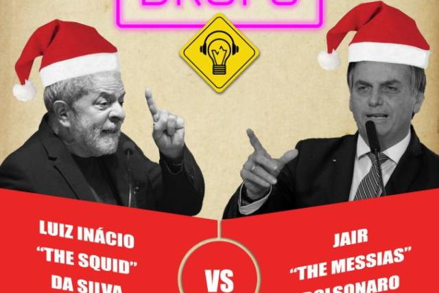 Drops Errado: Lula estragando o natal do Brasileiro
