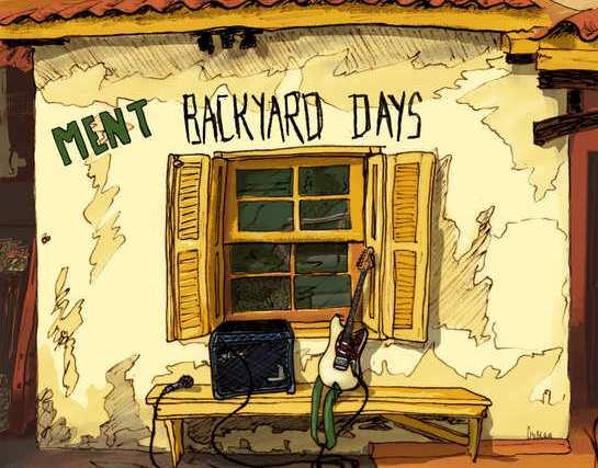 Faixa a Faixa #06 – Ment – Backyards Days (2019)