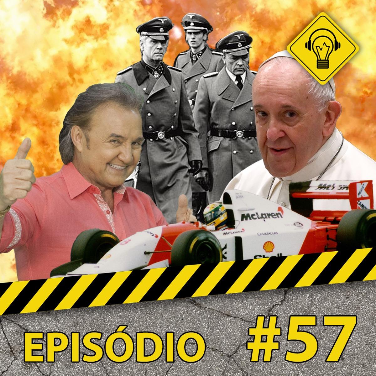 Ideia Errada #57: Podcast de F1