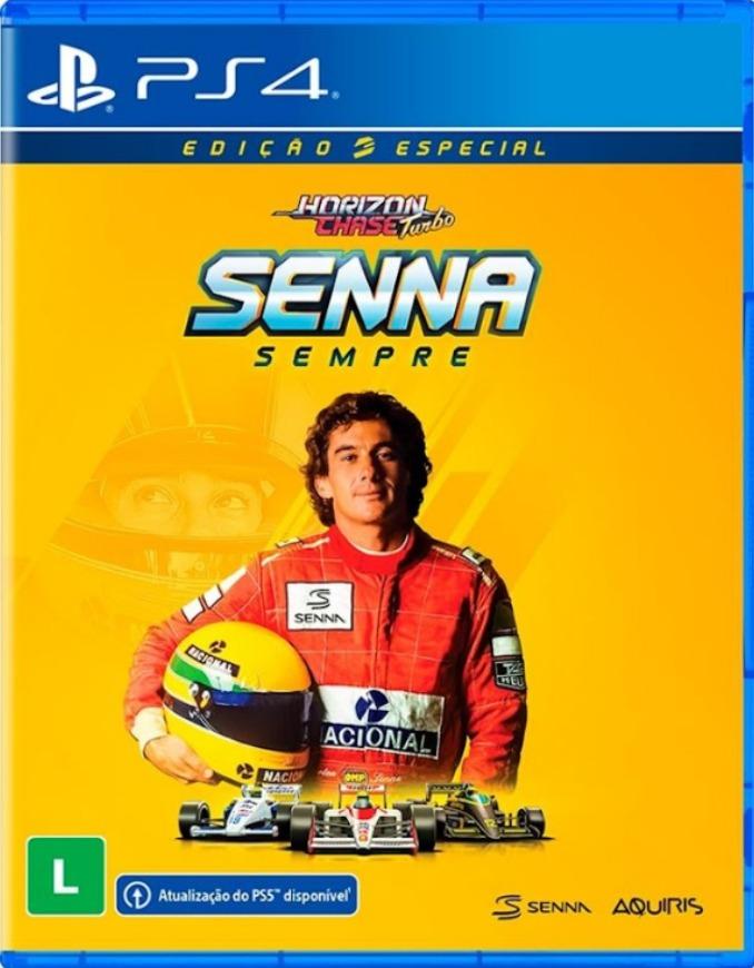 Enchendo linguiça news! É do Ayrton, Ayrton Senna novamente?