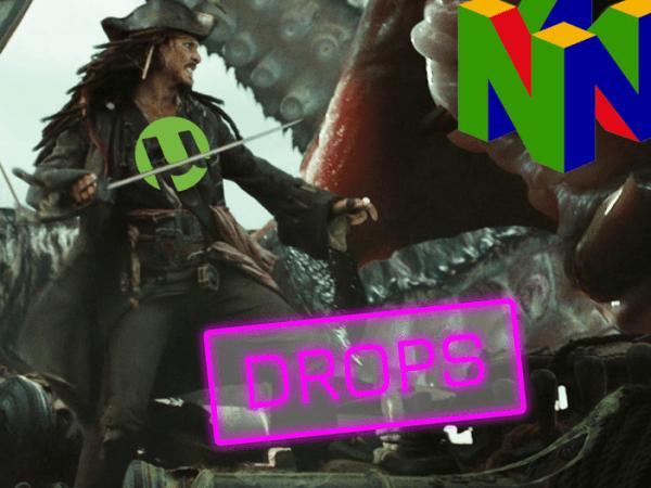 Drops Errado: Tem que piratear mesmo !!!