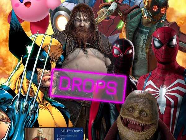 Drops Errado: Tokyo Game Show.