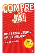 Livro Compre Já, Livro de Vendas, Livro MP3, Audio-Livro, Audiobook, Comercial, Formação Comercial, Formação de Vendas, Livros de Vendas Português