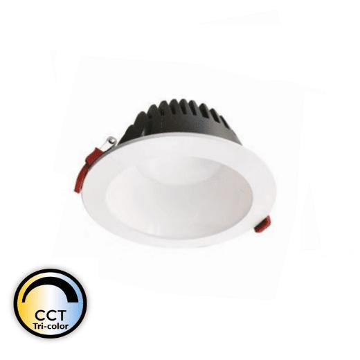 NICE – spot DOWNLIGHT LED Basse Luminance Blanc CCT IP44