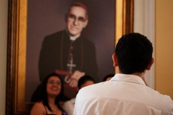 Oscar Romero Portrait